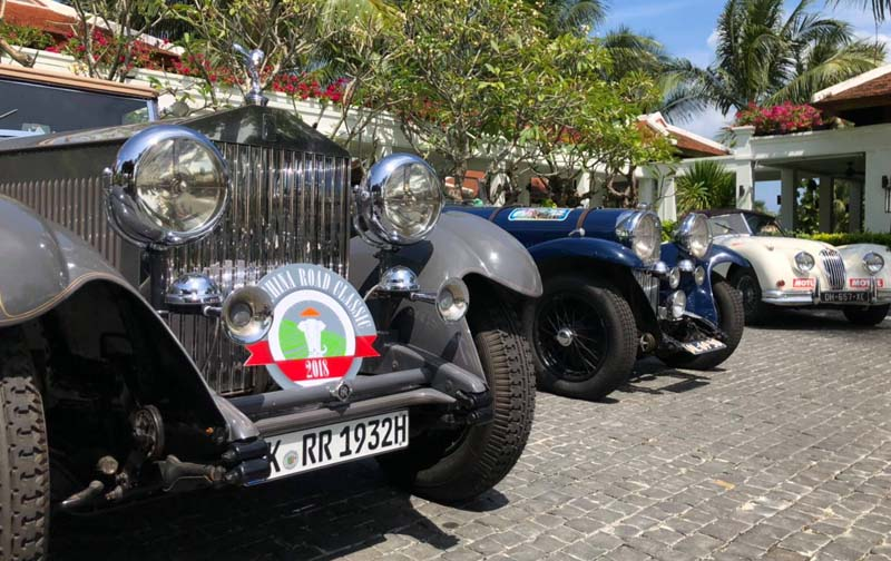 A great start for this year's Indochina Road Classic