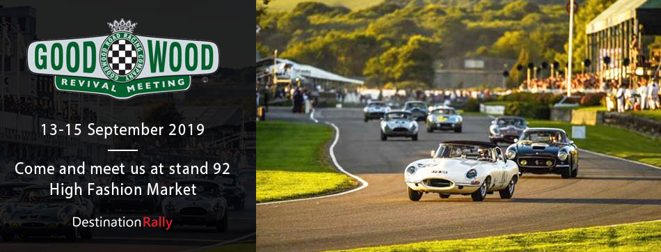 Goodwood Revival 2019!